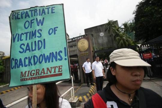 OFW-protest